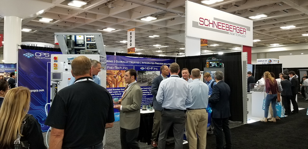 CPS Group at Semicon West 2018