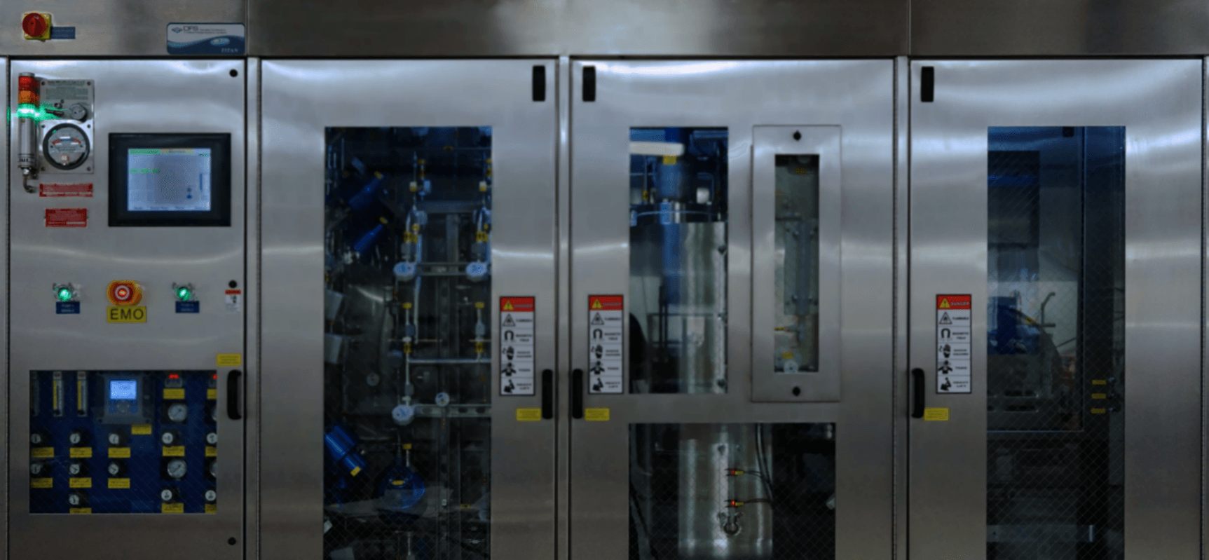DFS process control and fluid handling systems Bg