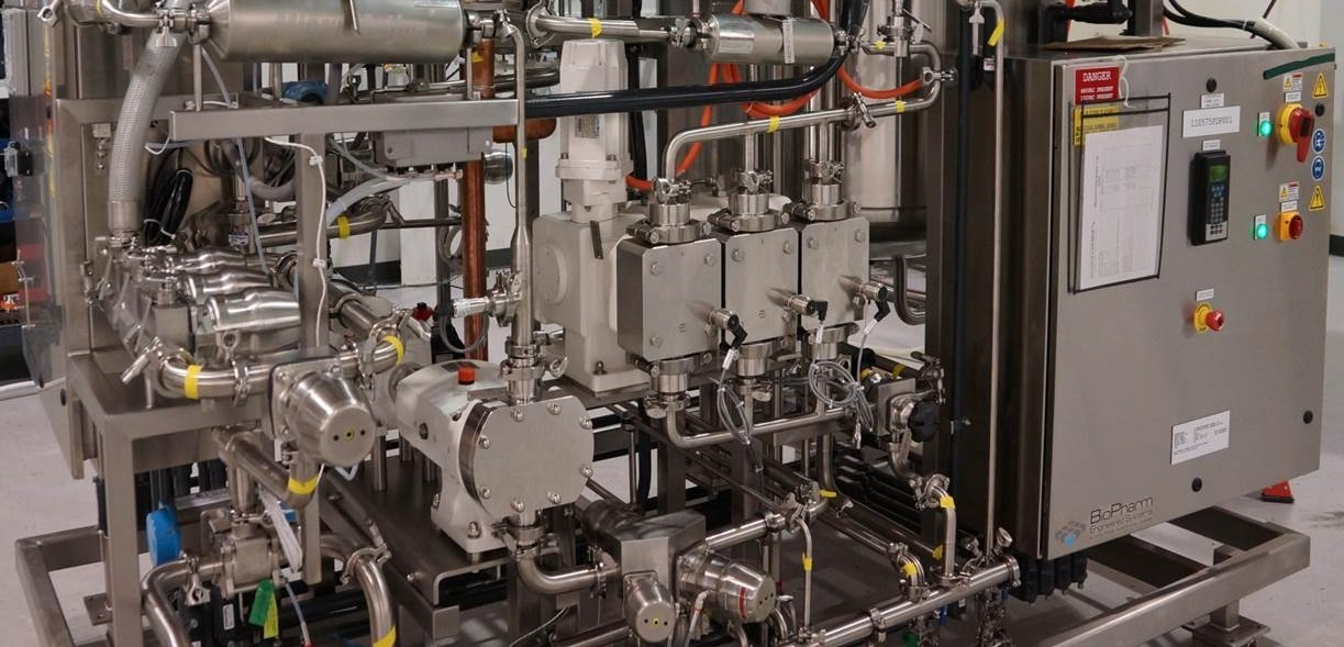Ultra-High-Accuracy-Inline-Dilution-Skid