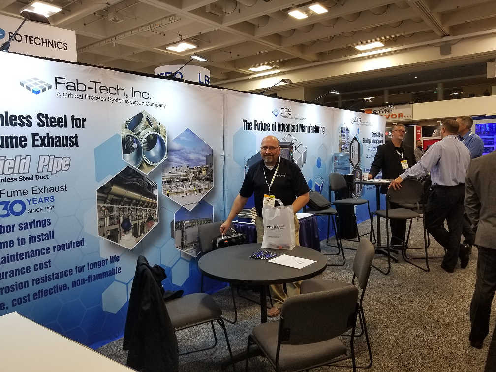 CPS Group Booth 5972 at Semicon West 2019