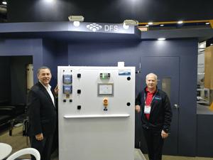 DFS MCBS at Semicon Korea 2019