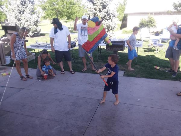 DFS Summer Party 2018 Pinata