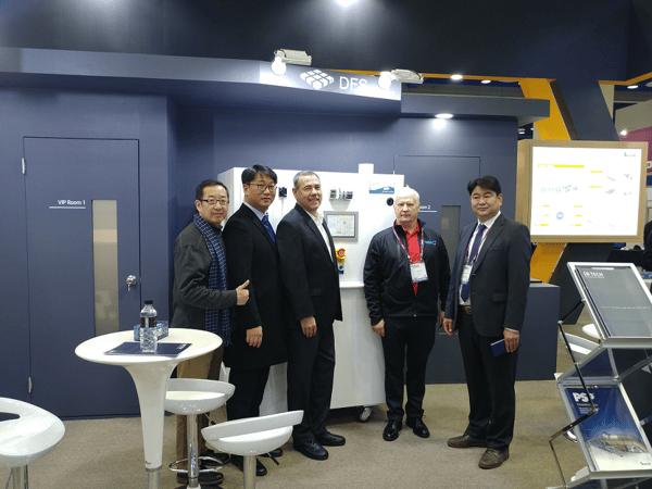 DFS and SB Tech at Semicon Korea 2019