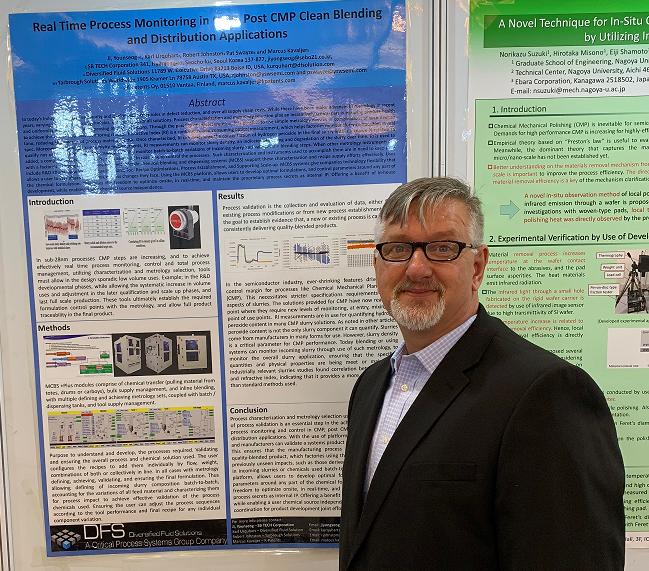 Karl U. presenting at ICPT 2018