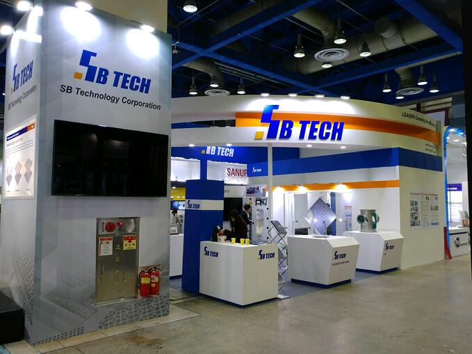SB TECH Booth - DFS Licensee in Korea.jpg