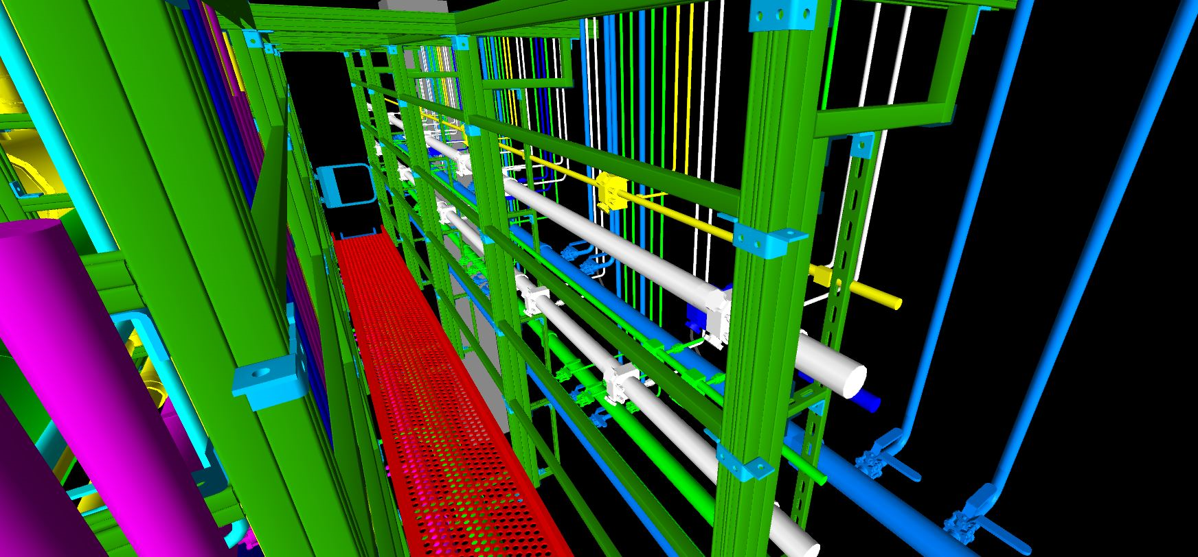 BIM Revit Piping Check