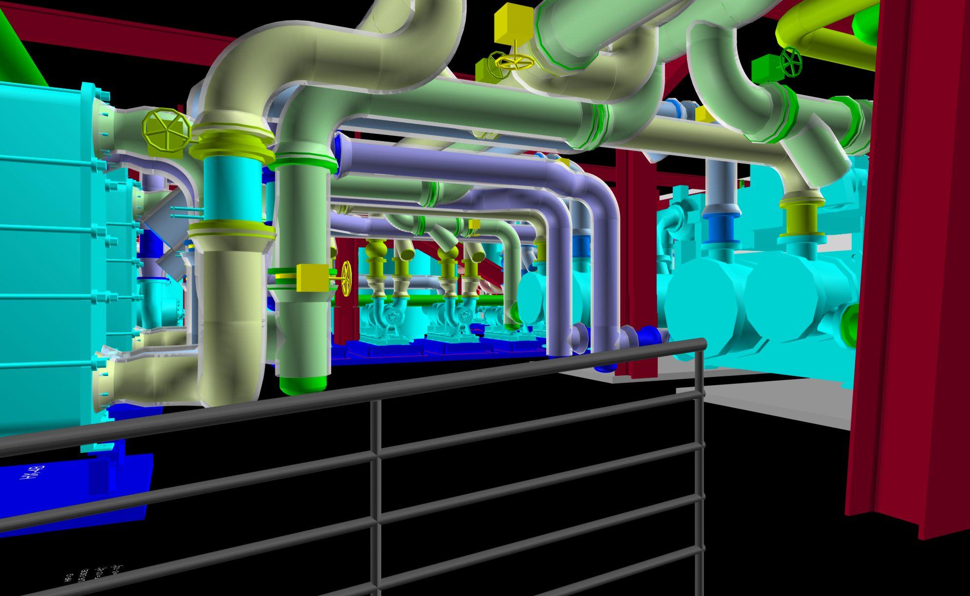 mep engineering BIM