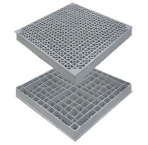 Grating Panel Raised Floor Tiles.png
