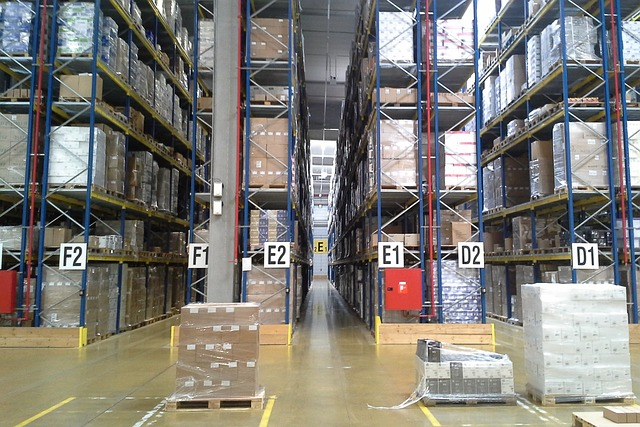 Overproduction warehouse