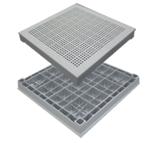 Perforated Panel Raised Floor Tiles.png