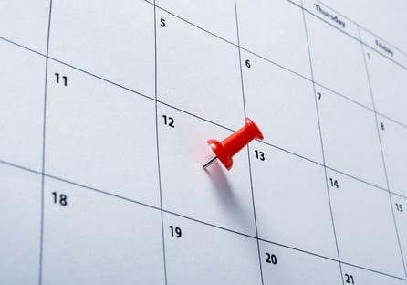 Predictive KPI Schedule