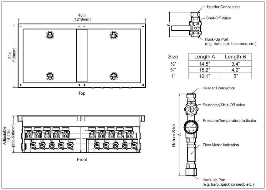 Process cooling water double floor module.png