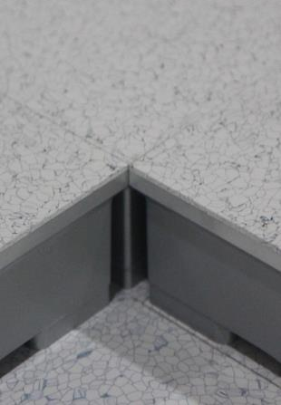 Raised floor systems provide perfectly horizontal work surfaces