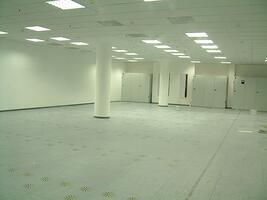 server-room raised floor system