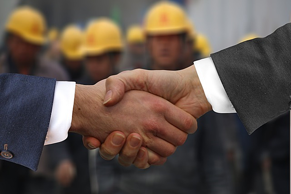 Engineering and construction contract