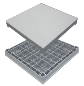 Solid Panel Raised Floor Tiles.png